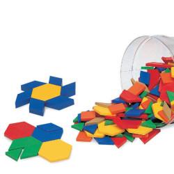 250 Formas Geométricas opacas