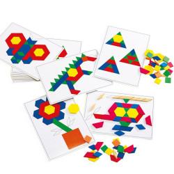 Plantillas para las Formas Geométricas