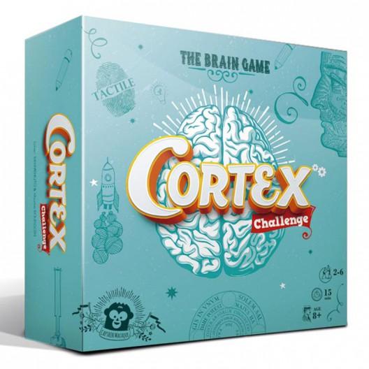 Cortex Challenge - Juego de cartas de habilidad mental y concentración