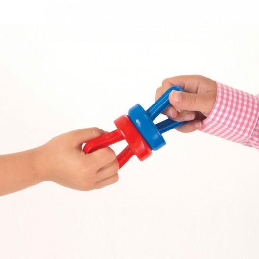 Super Magnets - 2 super imanes con polos opuestos