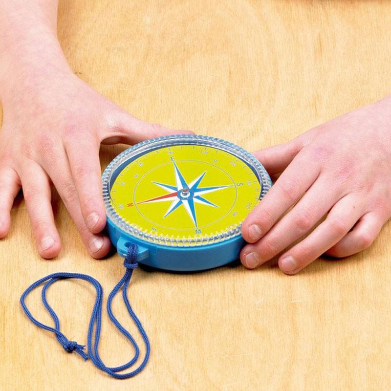 Br jula grande 100mm con cord n para colgar shaw magnets - Redes para colgar altavoces ...