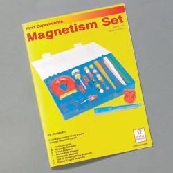 Set Primeros Experimentos magnéticos
