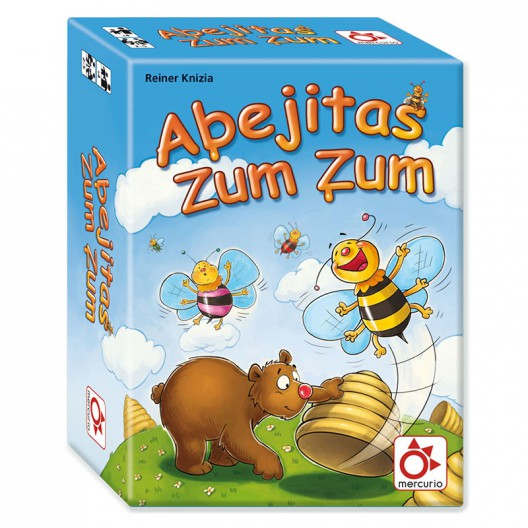 Abejitas Zum Zum - juego de cartas de memoria