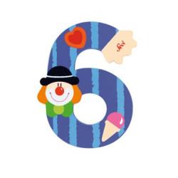Número 6 - últimas unidades