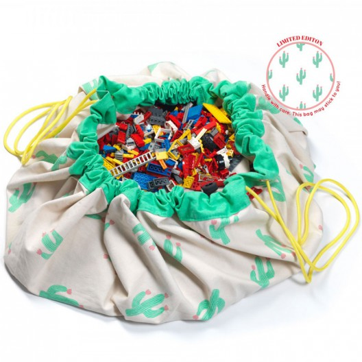 Play&Go Cactus - Juguete 2 en 1 - Edición Limitada - últimas unidades