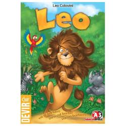LEO va al Barbero - juego de mesa cooperativo y de memoria