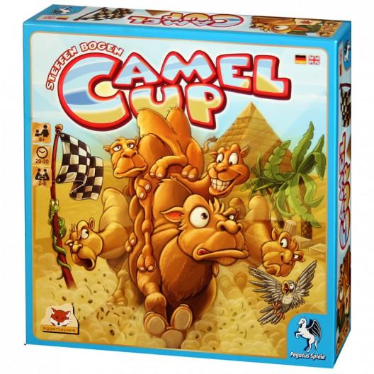 Camel Up - Juego de mesa para 2-8 jugadores