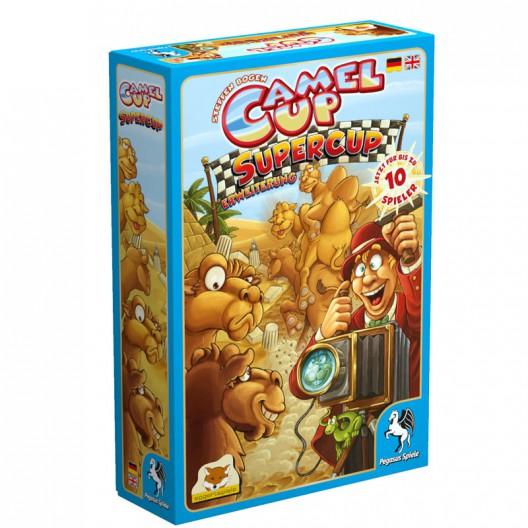 Camel Up  Supercup - expansión para 9-10 jugadores