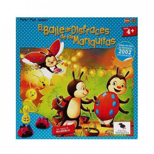 El Ball de Disfresses de les Marietes - Joc de taula infantil per 2-6 jugadors