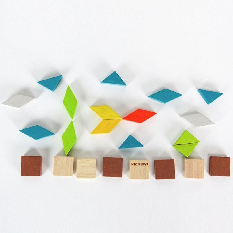 Planmini mosaico de madera - Mosaico de madera ...