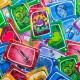 Virus! - Contagioso juego de cartas para 2-6 jugadores
