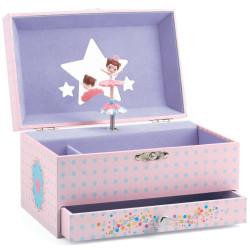 Caja de Música Bailarina