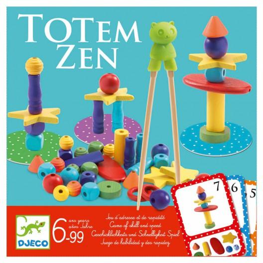 Tòtem Zen - Joc d'habilitat i rapidesa