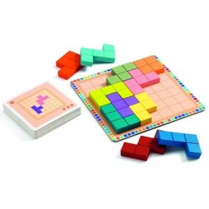 Polyssimo - juego de paciencia y lógica para 1 jugador