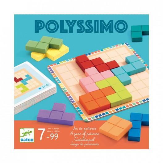 Polyssimo - joc de paciència i lògica per 1 jugador
