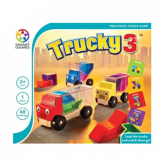 Trucky 3 - juego de lógica multinivel para los peques