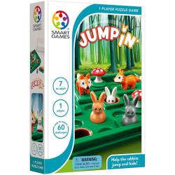 Jumpin'  Salta Conejito - juego de lógica para 1 jugador