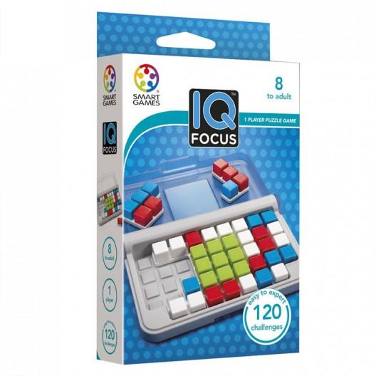 IQ-Focus - Juego puzzle de lógica para 1 jugador