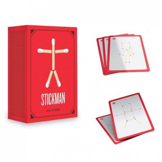 Stickman - colorido juego con cerillas de observación, tacto y memoria 2-6 jugadores