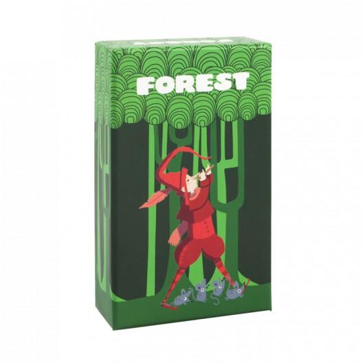 Forest - Joc observació, càlcul i tàctica per a 2-5 jugadors
