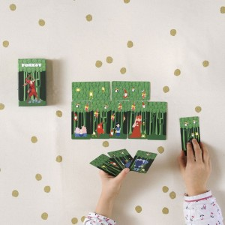 Forest - Juego observación, cálculo y táctica para 2-5 jugadores
