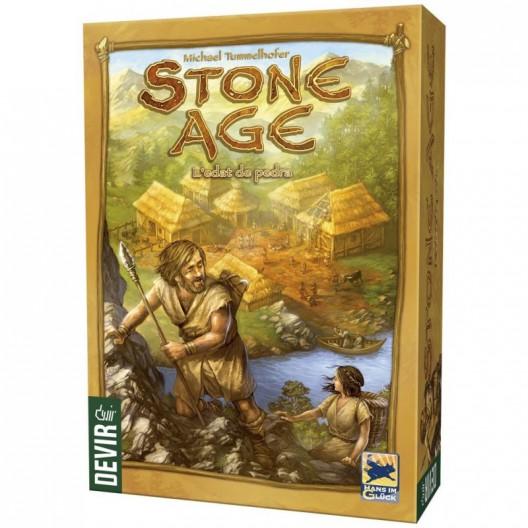 Stone Age: L'Edat de Pedra (Catalán) - juego de estrategia para 2-4 jugadores