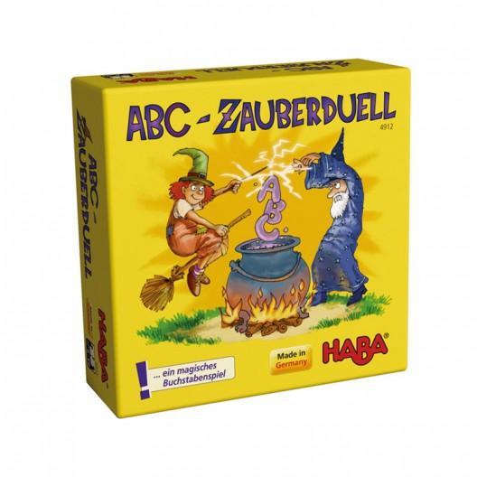 Duel Màgic ABC - Joc verbal Versió Mini