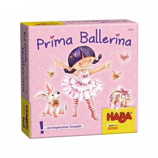 Primera Bailarina - Juegos versión mini