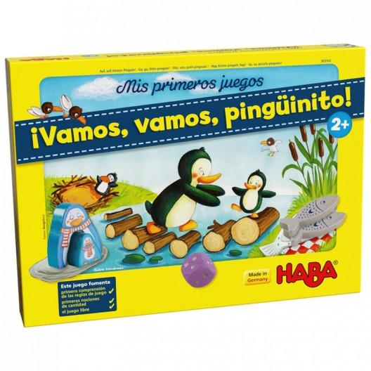 ¡Vamos, vamos pingüinito! - Mis primeros juegos
