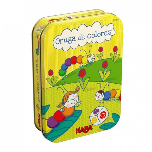 Eruga de colors - Joc de sèries
