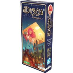 Dixit 6 Expansión Memories - juego de deducción para 3-6 jugadores
