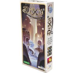 Dixit 7 Expansión Revelations - juego de deducción para 3-6 jugadores
