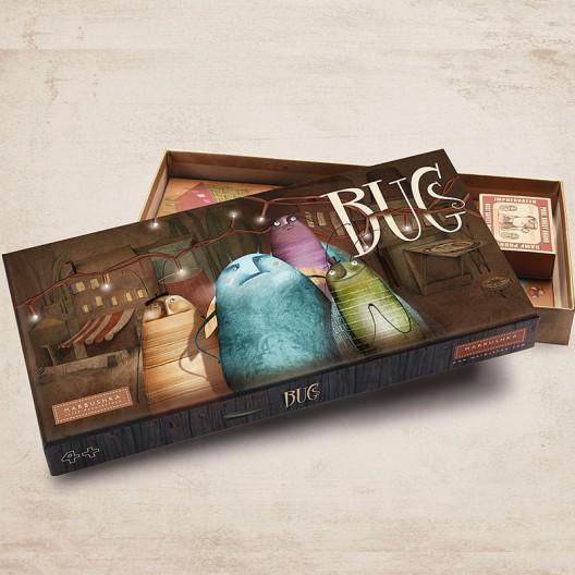 Bugs: bestioles - joc cooperatiu per a 2-6 jugadors
