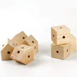 Trígonos Start C en caja de cartón - juego de construción creativo