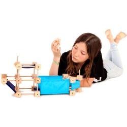 Mini Trígonos M 85 piezas - juego de construción creativo