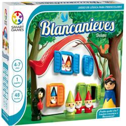 Blancanieves Deluxe - juego de lógica para preescolares