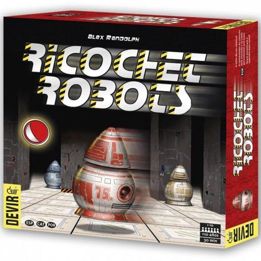 Ricochet Robots - juego de cálculo mental