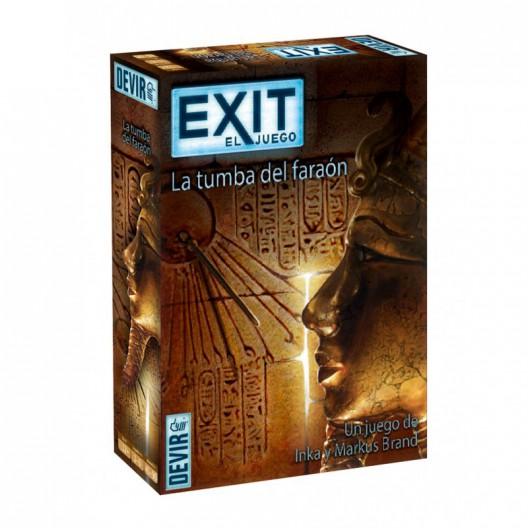 Exit 2: La Tumba del Faraón - juego cooperativo de escape para 1-4 jugadores