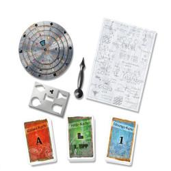 Exit 3: El Laboratorio Secreto - juego cooperativo de escape para 1-6 jugadores