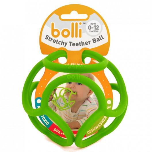 Bolli - bola táctil y sensorial color verde
