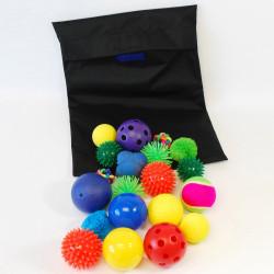 Pack 20 bolas sensoriales