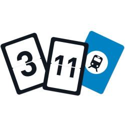 Sopa de Números - juego de agilidad mental para 1-6 jugadores