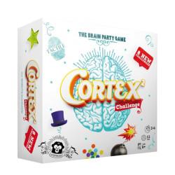 Cortex Challenge 2 - Juego de cartas de habilidad mental y concentración