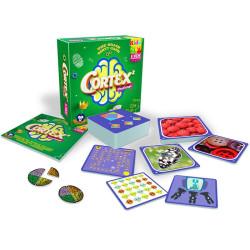 Cortex Challenge Kids 2 - Juego de cartas de habilidad mental y concentración