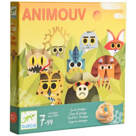 Animouv - juego de estrategia para 2-4 jugadores