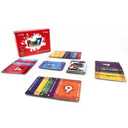 Red7 - Ingenioso juego de cartas para 2-4 jugadores