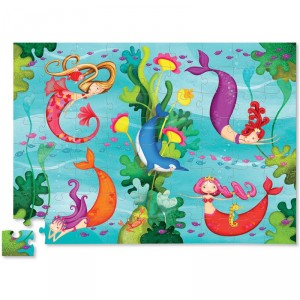 Puzzle Junior Sirenas - 72 pzas.