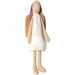 Conejita Bunny Ángel Gloria - muñeca de tela