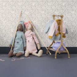 Conejita Bunny Mediana Bella - muñeca de tela