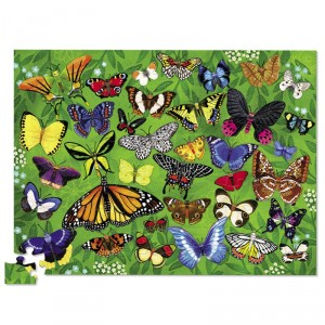 Puzzle Thirty Six Mariposas - 100 pzas.